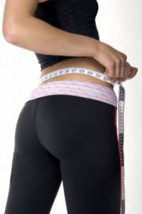 Perky butt